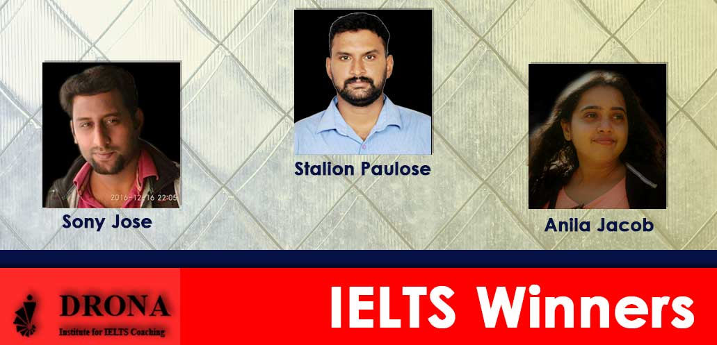 IELTS Winners of December 16 2017