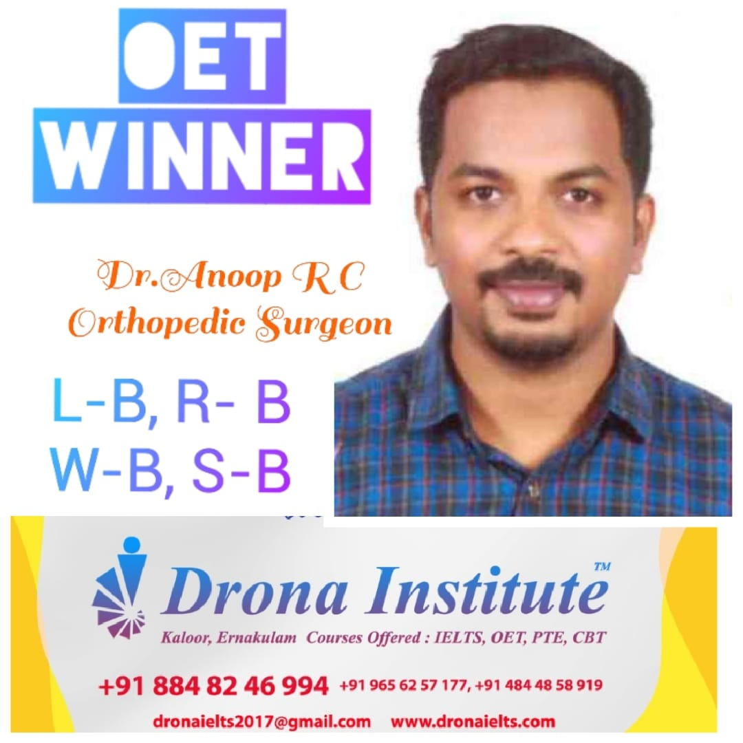 Dr. Anoop RC